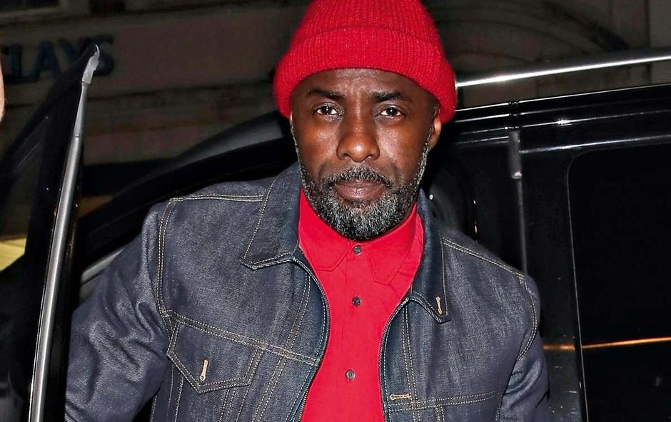 Letos je najbolj seksi moški na svetu Idris Elba (foto: Profimedia)
