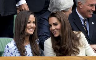 """Pippa Middleton je princu Harryju in Meghan Markle pred nosom """"ukradla"""" ime za sina"""