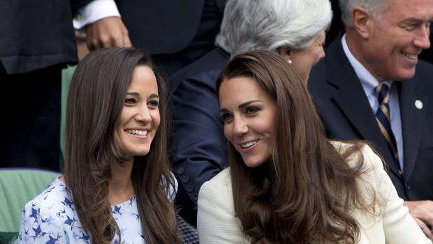 """Pippa Middleton je princu Harryju in Meghan Markle pred nosom """"ukradla"""" ime za sina (foto: Profimedia)"""