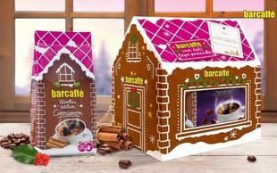 Barcaffè Winter edition Cinnamon za prav posebno praznično vzdušje
