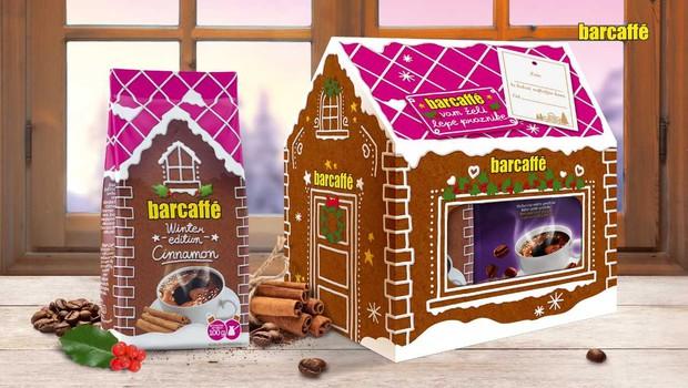 Barcaffè Winter edition Cinnamon za prav posebno praznično vzdušje (foto: Promocijski material)