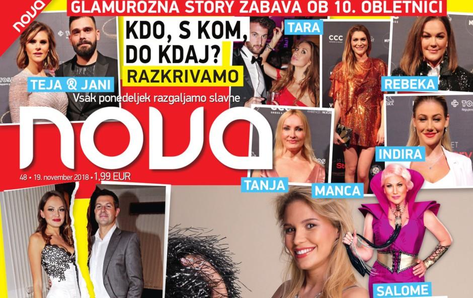 Luka Dončić ima lepo navijačico (foto: Nova)