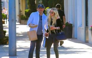 Avril Lavigne zaljubljena v miljarderja