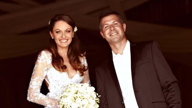Konec ljubezenske pravljice med Iryno Osypenko in Matjažem Nemcem (foto: Aljoša Videtič)
