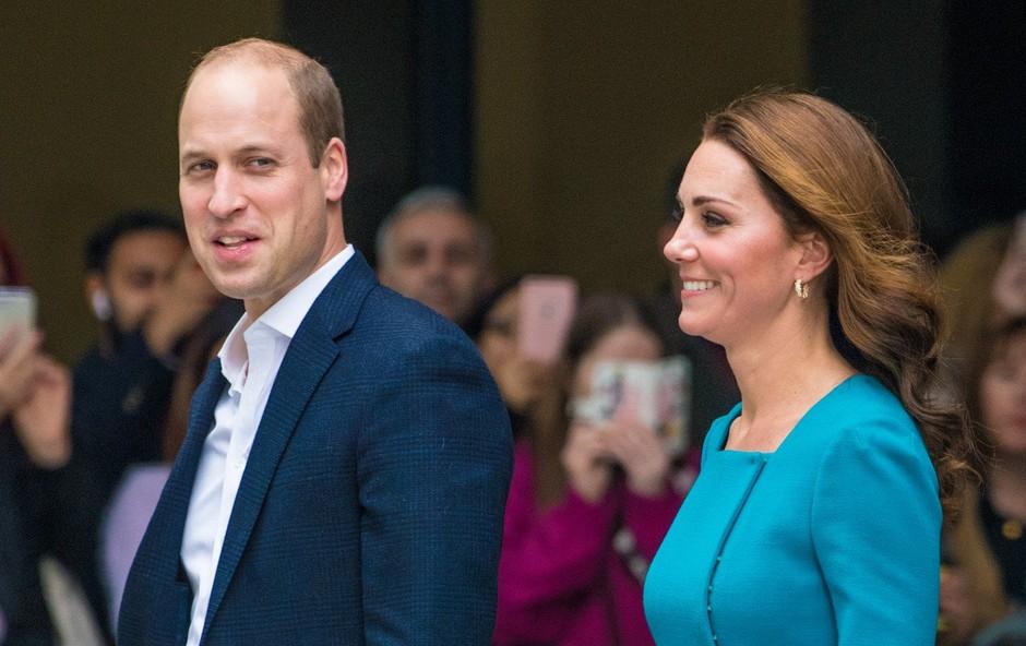 Princ William je leta 2007 na vsak način želel pobegniti stran od Kate Middleton (foto: Profimedia)