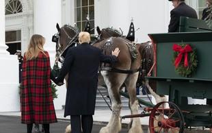 Združenje dopisnikov Bele hiše brez komika, ker se Trump ne zna smejati na svoj račun!