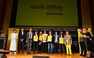 Vodnik Gault&Millau Slovenija za leto 2019 kot poklon slovenski gastronomiji