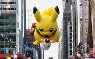Parada za zahvalni dan: Veletrgovina Macy's tudi letos z največjo parado