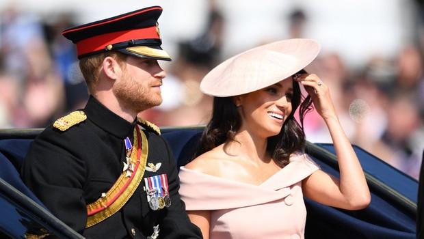 Meghan ni med top 5 najbolj priljubljenih članov kraljeve družine. Prvi je princ Harry! (foto: Profimedia)
