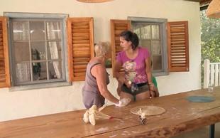 Na Kmetiji vre! Aneta je najstarejši tekmovalki Zdenki na Kmetiji zagrozila: »Vžgala te bom nazaj!«