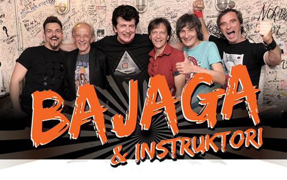 Bajaga i Instruktori prihajajo v Halo Tivoli! (foto: Bajaga Press)