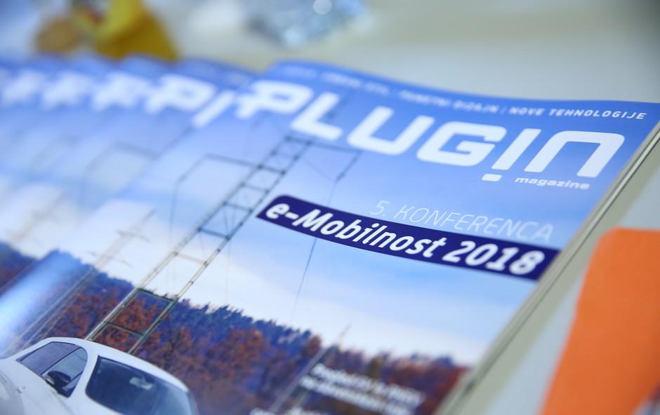 5. konferenca E-mobilnost 2018: kdo v Sloveniji podpira e-mobilnost (foto: Helena Krmelj)