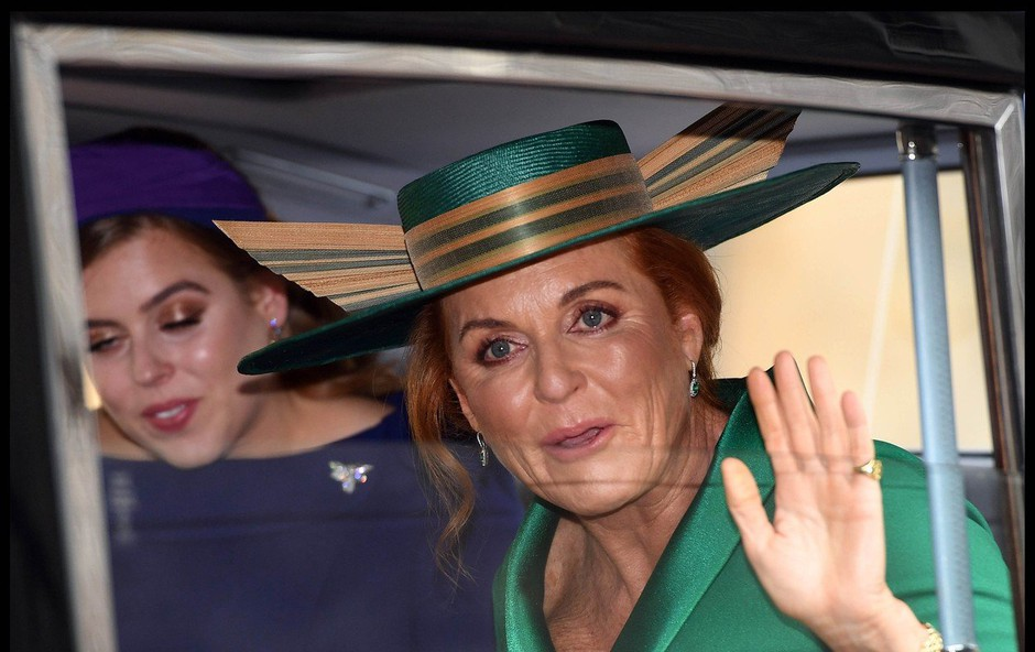 Sarah Ferguson povedala, kaj bi si princesa Diana mislila o Kate in Meghan (foto: Profimedia)