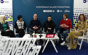 Jure in Vanja Rainer (4kidsandus) z Matijo Goljarjem in gosti na Roadshow Live!