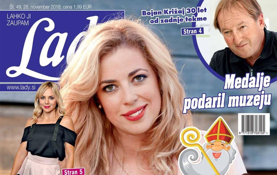 Znani Slovenci v pričakovanju Miklavža: Lepi spomini ali otroške travme? (foto: Lady)