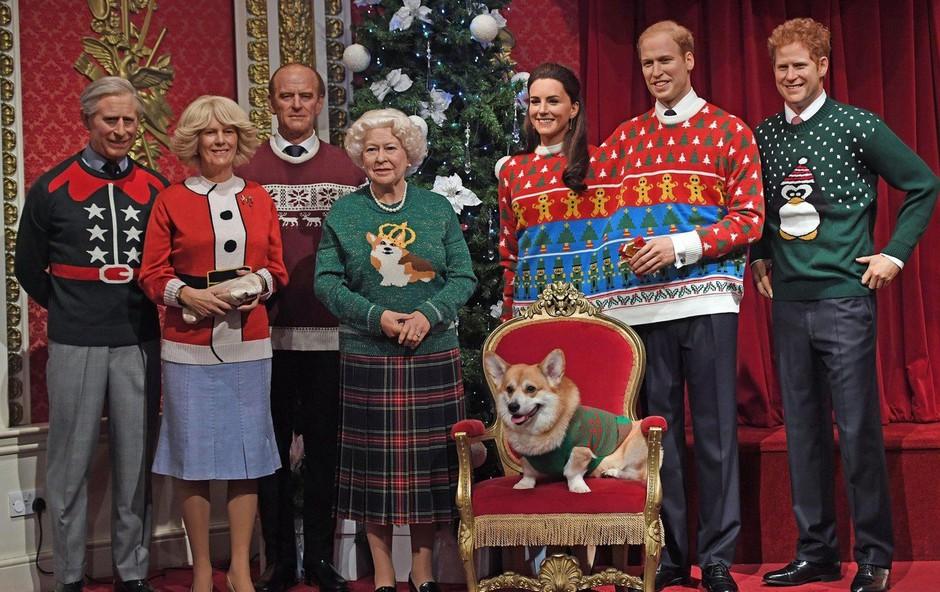 Kraljica Elizabeta ima 3 stroga pravila za odpiranje božičnih daril (foto: Profimedia)