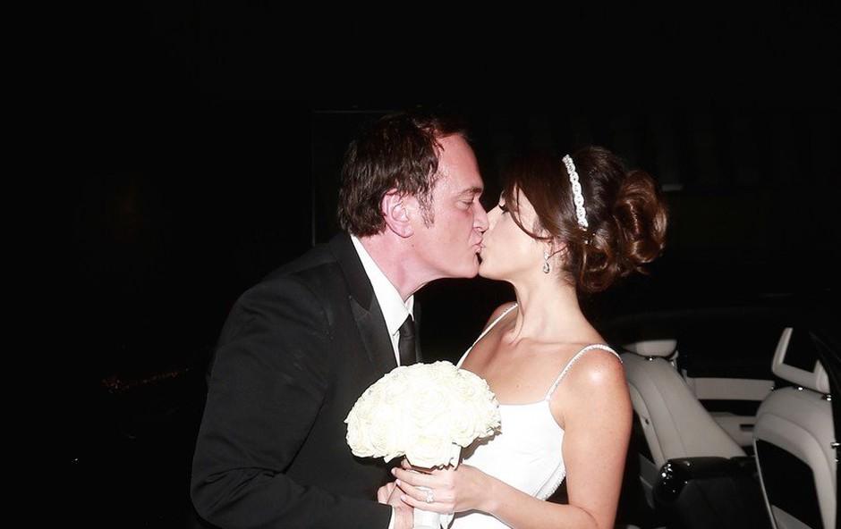 Quentin Tarantino je prvič dahnil usodni DA! (foto: Profimedia)