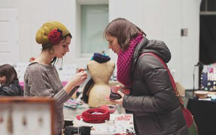 ARTish market se pred zimo umika v vilo Čira Čara in Pionirski dom!