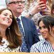 Kate Middleton utišala govorice o tem, da se z Meghan Markle ne moreta videti