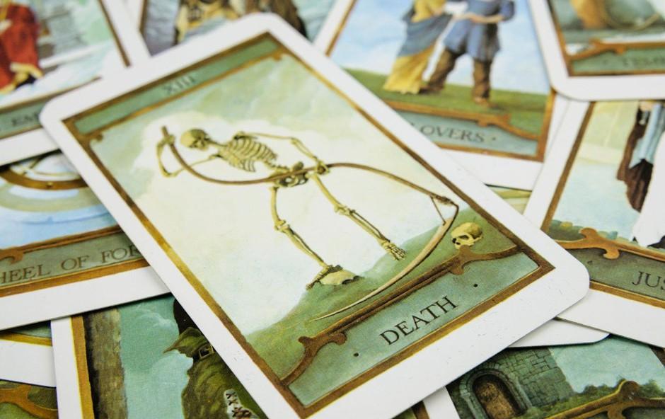 Razlaga sanj: Smrt je znamenje konca enega in začetek novega obdobja! (foto: profimedia)