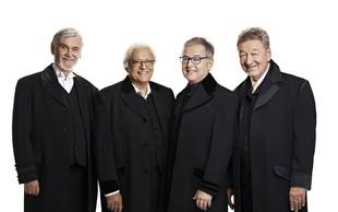 Žlahtno 50. obletnico so New Swing Quartet okronali z novim albumom