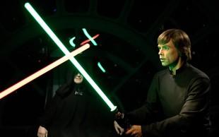 Laserski meč Luka Skywalkera na dražbo!
