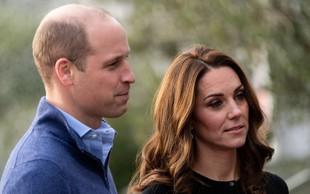 Kate Middleton in princ William z novo potezo želita utišati govorice, da na dvoru ne prenesejo Meghan Markle