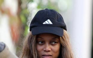 Poglejte, kakšna je Tyra Banks brez ličil in s skuštranimi lasmi!