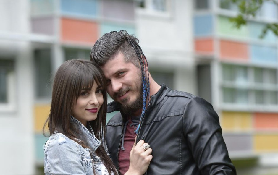 Horoskopsko ujemanje Žane Povše in Borisa Tima (foto: Primož Predalič)