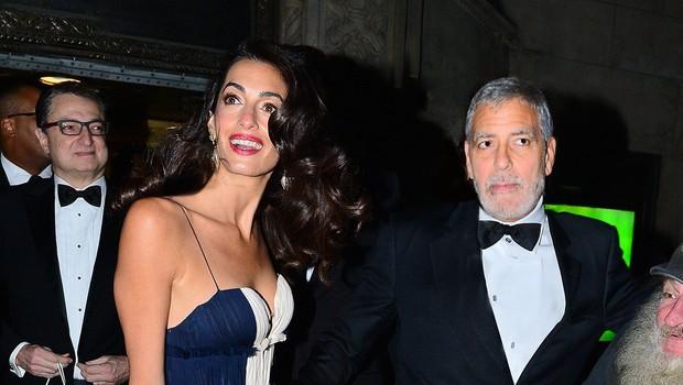 George Clooney odločno zanikal govorice, da se z Amal ločujeta! (foto: Profimedia)