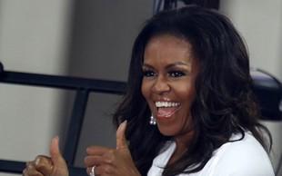 Najbolj občudovana ženska leta 2018 je Michelle Obama!
