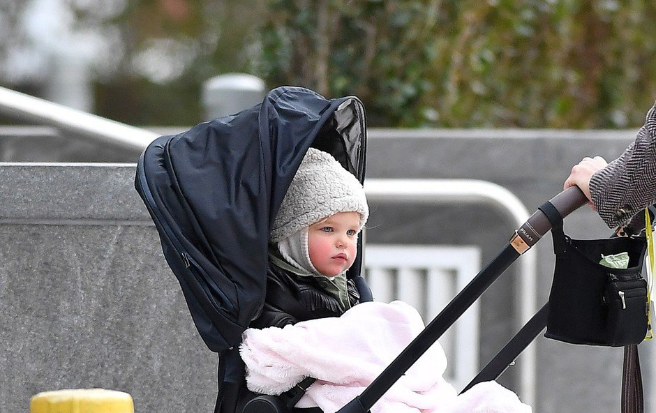 Takšna lepotička je hčerka manekenke Irine Shayk (foto: Profimedia)