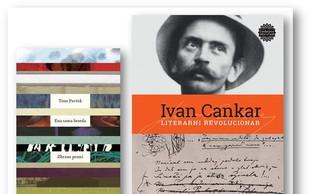 Pri Cankarjevi založbi monumentalni deli o Ivanu Cankarju in Tonetu Pavčku