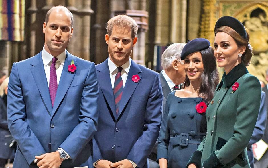 Princ Harry naj bi dejal, da v Kensingtonski palači ni prostora za vse (foto: Profimedia)