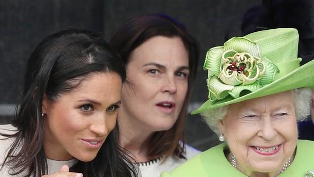 Nov šok na britanskem dvoru: Odpoved dala še asistentka, ki jo je Meghan dodelila kraljica! (foto: Profimedia)