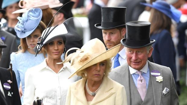 Princ Charles s to potezo pokazal, kaj si v resnici misli o Meghan Markle (foto: Profimedia)