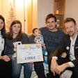 Sklad Viljem Julijan je otrokom z redkimi boleznimi podaril že 15.000€