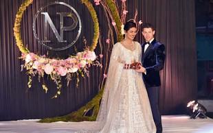 Priyanka Chopra in Nick Jones ter njuna veličastna indijska poroka