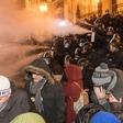 V Budimpešti se nadaljujejo protivladni protesti