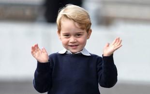 Meghan in Harry (spet) tarča kritik: Tokrat je sporen način, kako sta princu Georgu čestitala za rojstni dan
