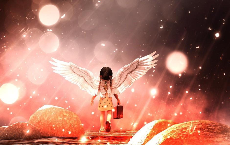 Navdih angelov: Razplet dogodkov nas utegne presenetiti (foto: Profimedia)