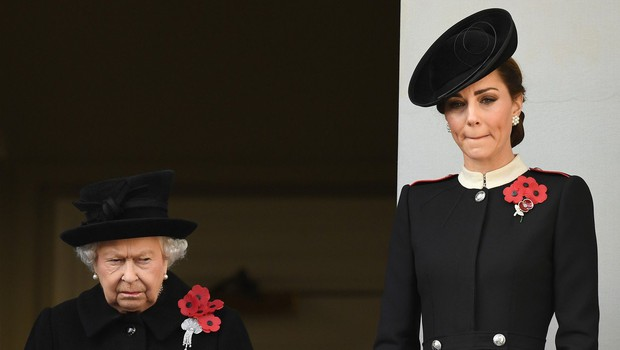 Kraljica Elizabeta je na začetku vihala nos nad Kate Middleton (foto: Profimedia)