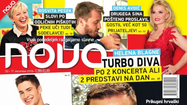 Tomica (Slovenija ima talent): Tudi srce mu je zlomila Slovenka! (foto: Nova)