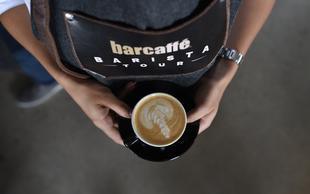Božična skodelica kave