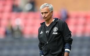 Jose Mourinho ni več trener Manchester Uniteda