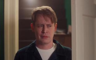 """Z novo reklamo se je Macaulay Culkin kot odrasla verzija lika vrnil v """"Sam doma"""""""