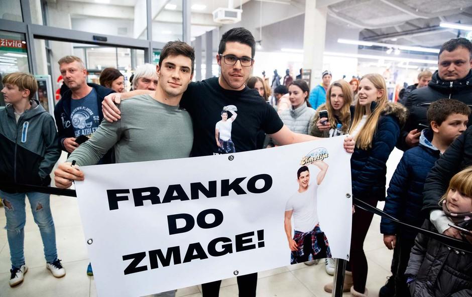 Franko (Kmetija) postal največji ljubljenec Slovencev! (foto: Miro Majcen)