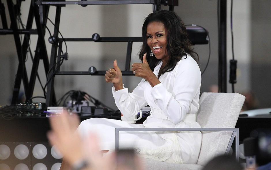 7 nasvetov Michelle Obama v času samoizolacije zaradi koronavirusa (foto: Profimedia)