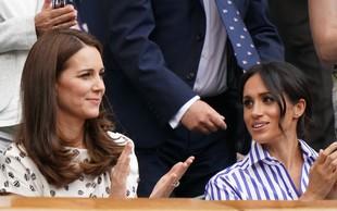 Na dan prišlo zakaj se Kate Middleton in Meghan Markle nikakor ne razumeta