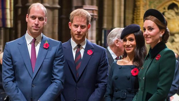 Je končno odkrit pravi vzrok nerazumevanja med vojvodinjama Kate in Meghan? (foto: Profimedia)